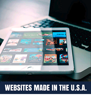 Websites Made in the USA
