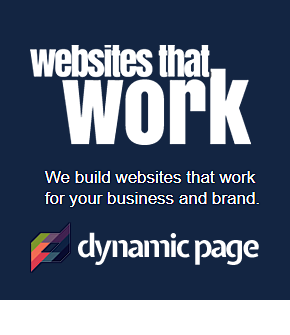 We build websites that work for your business and brand.